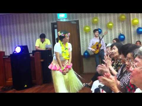 Lds Singapore Stake Hokkien Song Entertainment video
