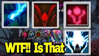 Best Combo With Thirst+Bloodlust+Static Link || Ability Draft || Dota 2