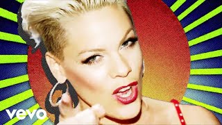 Pink Video - P!nk - True Love ft. Lily Allen