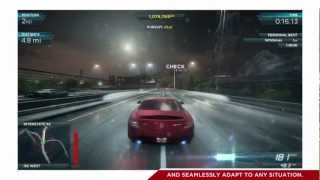 Need For Speed Most Wanted Gameplay Trailer