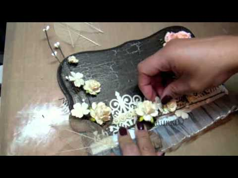 Tutorial: Altered Hanging Name Plate
