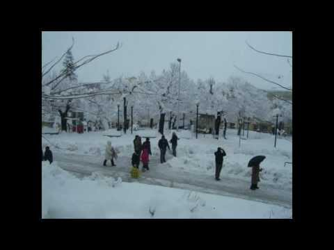 Gambatesa Under the snow.MP4