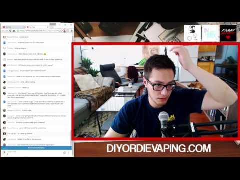 LIVE MIXING: Class is now in session... (DIY Ejuice Techniques)