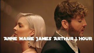 1 Hour Anne Marie James Arthur Rewrite The Stars From The Greatest Showman Reimagined