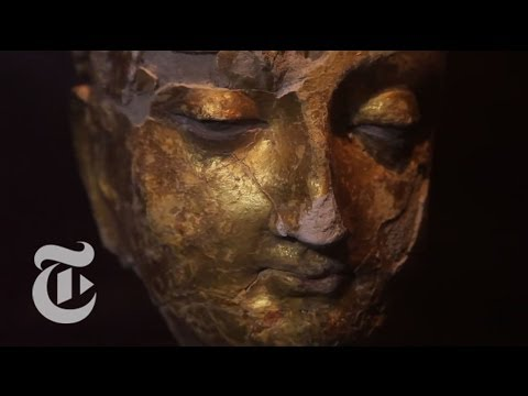 A Chinese Threat to Afghan Buddhas | Op-Docs | The New York Times