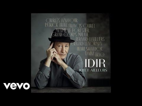 Idir en duo avec Francis Cabrel - La corrida (audio)