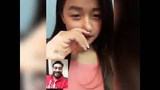 Bigo live ma Nepali girl vs Punjabi boy comedy video   by riya budhakothi//malika online khabar