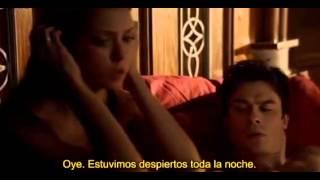 Elena sueña con Stefan   5x03 Original Sin Sub Español