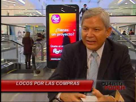 Cuarto Poder: Perú vive la era de los centros comerciales