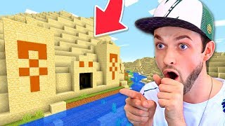 I found a SECRET LOOT cave! (And did something EPIC)