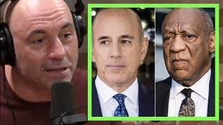 Joe Rogan on Matt Lauer and Bill Cosby