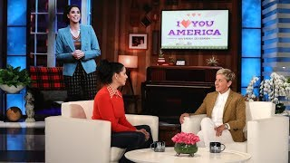 Sarah Silverman on How to Connect with 'Unlike-minded People'