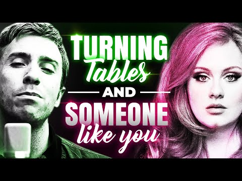 Adele - Turning Tables / Someone Like You - A Cappella Cover - Peter Hollens - Beatbox