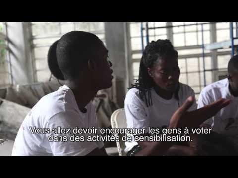 My World en Haiti: Le monde que nous voulons demain