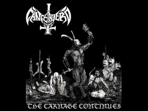 Cancerbero - Devastating Force Of Evil