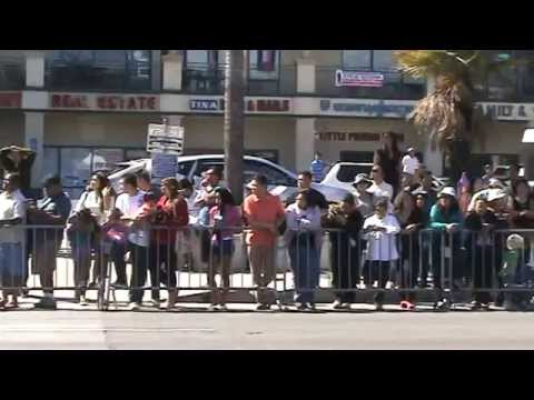 Cambodian Long Beach New Year Parade 2014