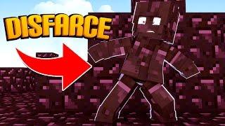 Minecraft: DISFARCE DE OBSIDIAN - (Esconde-Esconde)