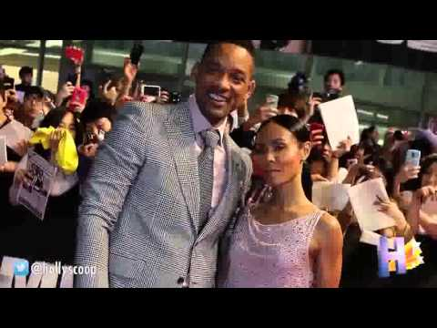 Will Smith and Jada Pinkett Smith on Trial Separation High Quality