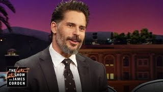 Joe Manganiello & Sofia Vergara Were Outed by Fried Chicken