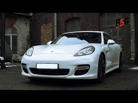 Авто для миллионеров / Porsche Panamera Turbo [500 л.с.]