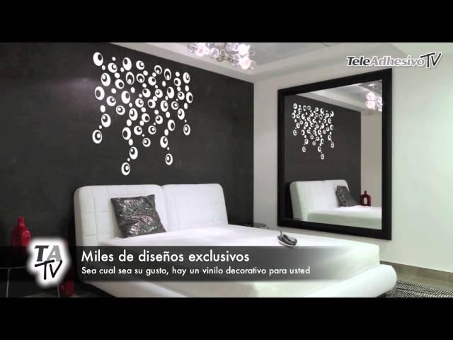 Descripción Vinilos Decorativos - TeleAdhesivo