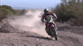 Dakar 2017 Stage10 Monster Energy Honda Team