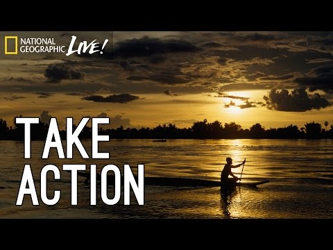 Monster Fish, Part 4: Take Action - Nat Geo Live