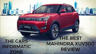 mahindra xuv300 review