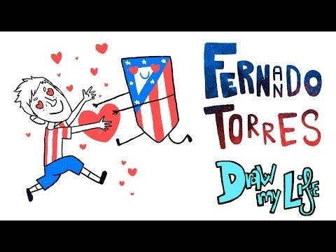 Fernando Torres - Draw My Life