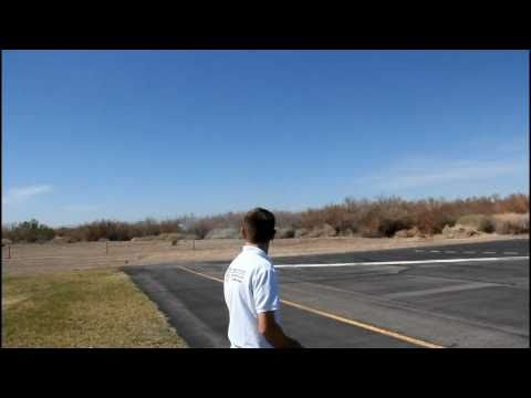 Las Vegas FunFly 2011 Nick Maxwell flying RAVE ENV-...