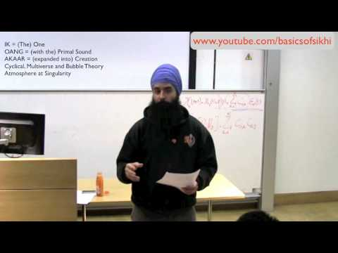 Sikhi, science and modern world #1 @ UCL Sikh Society