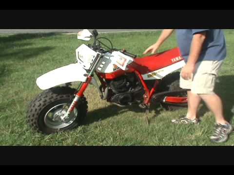 1987 Yamaha BW350 Big Wheel