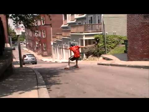 Landyachtz 9two5 City Riding (HITS / Landyachtz Contest)