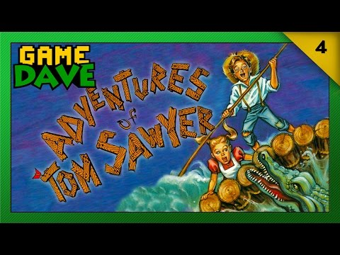 Adventures of Tom Sawyer | Game Dave