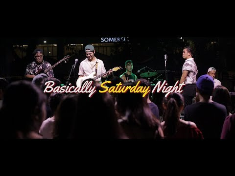 Basically Saturday Night - Chemical Love
