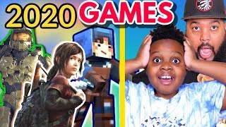 Top 10 Video Games Coming Out In 2020 - Playonyx Tech