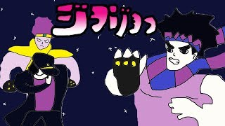JoJo's Bizarre Adventure Opening 3 - Paint Version