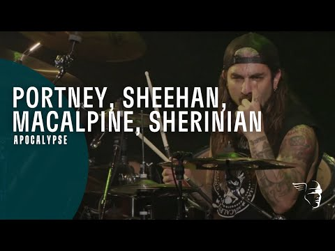 Portnoy, Sheehan, MacAlpine, Sherinian - Apocalypse 1470 B.C. (Live In...