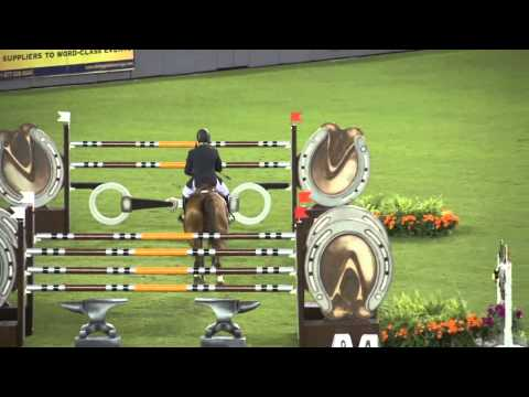 Video of Rothchild ridden by McLain Ward from ShowNet!