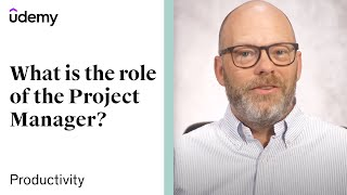 Role of the Project Manager 101   Udemy Instructor, Joseph Phillips [Hot & New Course]