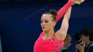 Ganna Rizatdinova Ball (UEG) - European Championships Baku 2014