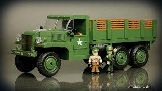 COBI Ciężarówka GMC CCKW 353 (2378) - recenzja
