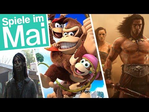 Neue Spiele im Mai 2018: Der beste Games-Mai, den es je gab??
