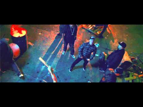 Xzibit, B Real, Demrick (Serial Killers) - WANTED.