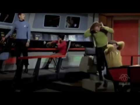 Star Trek meets The Wilson Van: Set phasers to stun... #WV3D