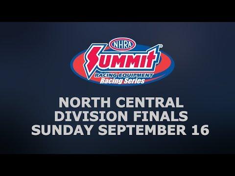 NHRA North Central Division Finals Sunday