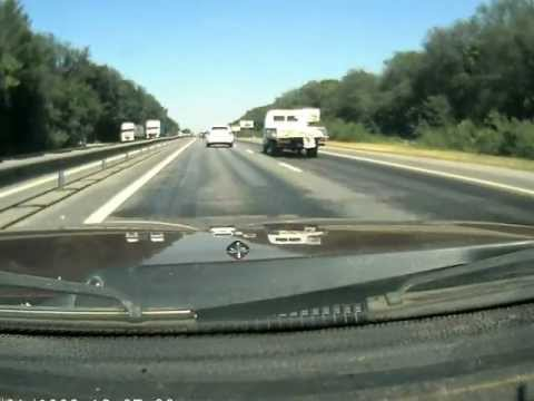 Страшная авария на трассе М4 «Дон»