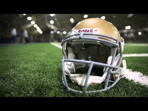 Strong And True  - Spring Football 2014