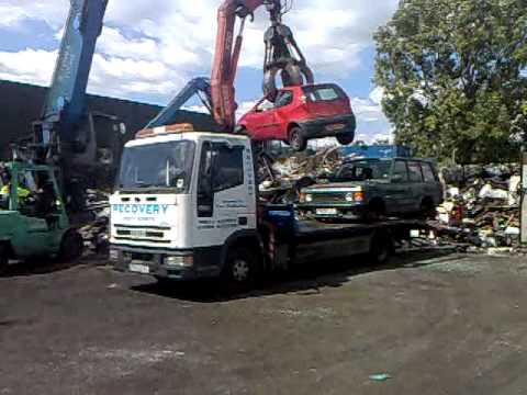 Scrap my Car - Car Scapping  How to scrap a car?