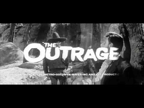 THE OUTRAGE [1964 TRAILER]